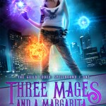 Xpresso Tours Book Blitz: Three Mages and a Margarita by Annette Marie