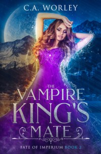 The Vampire King's Mate cover