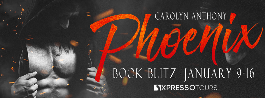 New Release And Giveaway Phoenix By Carolyn Anthony