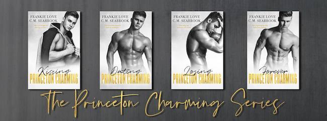 Princeton Charming series covers