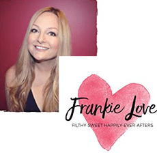 Frankie Love and C.M. Seabrook author photo and graphic