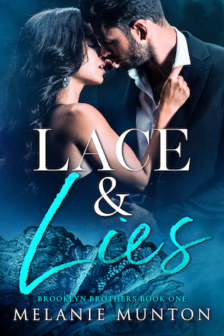 Lace and Lies cover