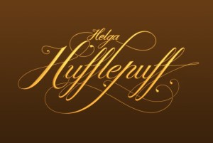 Hufflepuff_lettering