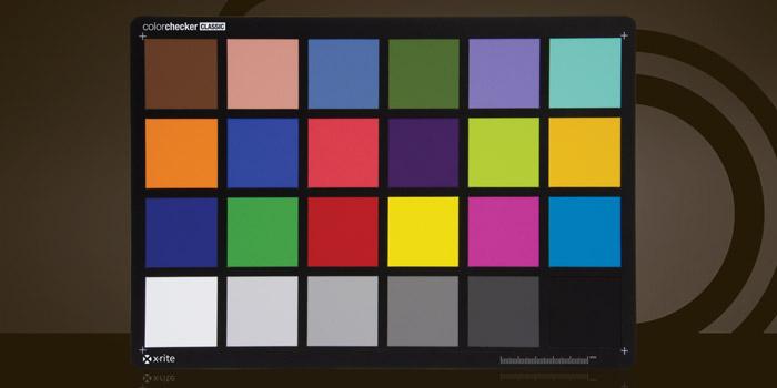 Colorchecker 174 Training