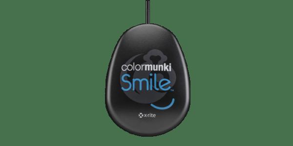 ColorMunki Smile - Easy-to-Use Monitor Calibration; X-Rite