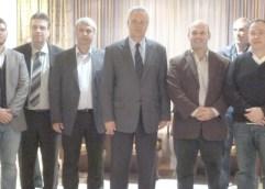 Ελληνοβραζιλιάνικη συνεργασία: Επίσκεψη εργασίας χθες το απόγευμα στην Καβάλα