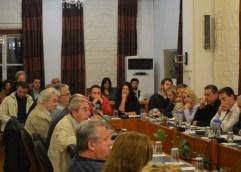 Ο Μάκης Παπαδόπουλος… Εγκαινίασε την προεκλογική περίοδο