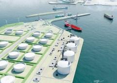 Ο Κ. Σιμιτσής καταρχήν θετικός… για μονάδα LNG στην Καβάλα