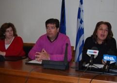 Τ. Ιωαννίδης: «Χωρίς ενημέρωση θα γίνουμε έρμαια των πολιτικών εξελίξεων»