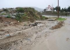 Μικρής έκτασης οι ζημιές σε Ν. Πέραμο και Ν. Ηρακλείτσα