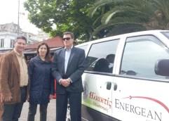"""Από την Energean Oil & Gas στο δίκτυο εθελοντισμού """"Ηλιακτίς"""""""