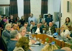 Οι συνθέσεις των δημοτικών συμβουλίων