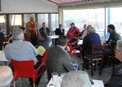 Βαγγέλης Παππάς: Σε συνεργασία με τους δημότες θα γίνει η κάθε αναπτυξιακή προσπάθεια στην Καβάλα