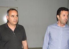 ΑΟΚ: Στα γραφεία του ερασιτέχνη Λαζαρίδης και Αντωνίου