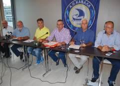 ΑΟΚ: Νέα αρχή και αποκαλυπτήρια για διοικούσα και Ισπυρλίδη