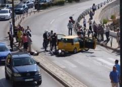 Τροχαίο στην Καβάλα: Τη γλίτωσαν με ελαφρά τραύματα