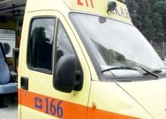Καβάλα: Δεκατρείς μετανάστες τραυματίστηκαν όταν ανετράπη το όχημα στο οποίο επέβαιναν