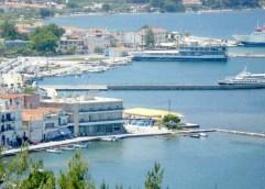 Μηχανική βλάβη Ε/Γ-Ο/Γ πλοίου και σύλληψη του Πλοιάρχου στη Θάσο