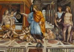 Είναι η Αμφίπολη στον αναγεννησιακό πίνακα του 1519;