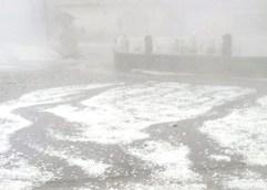 Επιδείνωση του καιρού προβλέπεται από αύριο με ισχυρές βροχές, καταιγίδες, χαλαζοπτώσεις και ισχυρούς ανέμους.