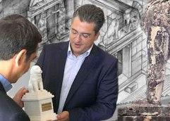 ΑΠΟΣΤΟΛΟΣ ΤΖΙΤΖΙΚΩΣΤΑΣ: Στηρίζει τη συνέχεια των ανασκαφών στην Αμφίπολη