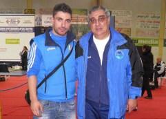 ΑΡΣΗ ΒΑΡΩΝ: Κορυφαίος αθλητής ο Μαρτασίδης