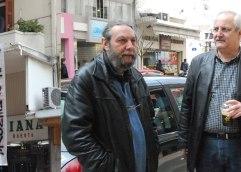 Κατάληψη αντιεξουσιαστών στα γραφεία του ΣΥ.ΡΙΖ.Α. Καβάλας