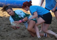 Δυνατές συγκινήσεις και στιγμές γεμάτες ένταση  στο τουρνουά Kavala Beach Rugby
