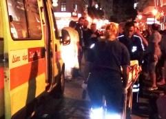 ΧΘΕΣ ΤΟ ΒΡΑΔΥ ΣΤΟ ΚΕΝΤΡΟ ΤΗΣ ΚΑΒΑΛΑΣ: Παρ' ολίγον τροχαίο, με γροθιές, κλωτσιές και κατάληξη… στο νοσοκομείο!