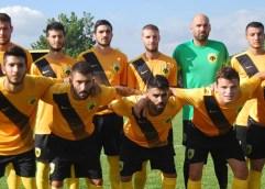 """""""Τρίποντο"""" με Αποστολίδη το Βυζάντιο, 1 – 0 την Καλαμαρία"""