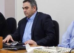 Κοπή πρωτοχρονιάτικης πίτας για τους προέδρους των Τοπικών Συμβουλίων του δήμου Παγγαίου και ανακοινώσεις για νέους αντιδημάρχους