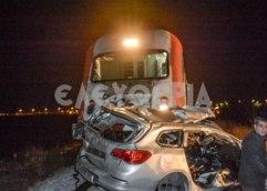 Νεκρός ο 47χρονος Καβαλιώτης Βασίλης Γαρυφάλου από τη σύγκρουση αμαξοστοιχίας- ΙΧ στη Λάρισα