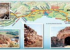 ΤΑΞΙΔΙ ΣΤΗΝ ΑΡΧΑΙΑ ΕΓΝΑΤΙΑ: Στάσεις σε 2.500 χρόνια Ιστορίας