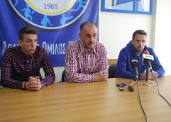 ΑΟΚ: Πάση θυσία νίκη με Εορδαϊκό συμφώνησαν Ταουσιάνης, Σταματόπουλος, Μπαντάνης