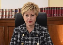 Διαφωνεί, η υφυπουργός και στέλεχος των ΑΝΕΛ Μαρία Κόλλια-Τσαρουχά, με την σιδηροδρομική Εγνατία