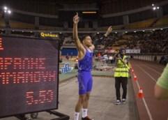 Kορυφαίος στον κόσμο ο 17χρονος Καραλής – Νέο ρεκόρ απόψε με 5.55. Ο Έλληνας άλτης είναι το μεγάλο αστέρι του μέλλοντος στον παγκόσμιο κλασσικό αθλητισμό