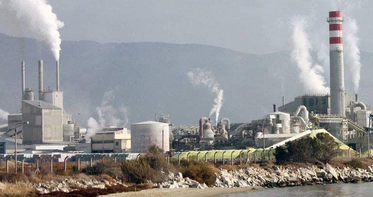 Για τις εγκαταστάσεις της Βιομηχανίας Φωσφορικών Λιπασμάτων Νέας Καρβάλης Καβάλας, ανησυχεί το ΚΙΝΑΛ