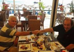 ΔΟΞΑ ΘΕΟΛΟΓΟΥ: Στον πάγκο ο Στέλιος Κατρακυλάκης