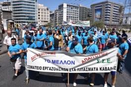 ΕΓΚΡΙΘΗΚΕ Η ΣΥΜΦΩΝΙΑ: Μέσα σε πανηγυρικό κλίμα η απόφαση για την επιστροφή των 180 απολυμένων στην ΒΦΛ