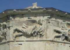 Επισκέψιμο το Ωρολόγιο του Ανδρονίκου Κυρρήστου (Αέρηδες) στην Πλάκα