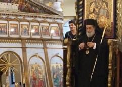 Θυρανοίξια στον υπέρλαμπρο και ιστορικό ναό του Αγίου Γεώργιου Γουμένισσας