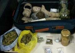 Συνελήφθησαν 6 άτομα για κατοχή ναρκωτικών στην Αλεξανδρούπολη, την Κομοτηνή, την Καβάλα και τη Δράμα