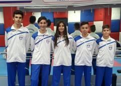 ΑΣ ΤΑΕ ΚΒΟΝ ΝΤΟ ΚΑΒΑΛΑΣ: Τρίτη στο G1 της Σερβίας η Αναστασία-Γιάννα Ροβίθη
