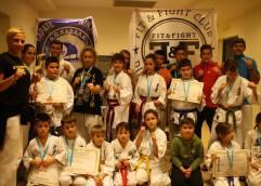 ΚΑΡΑΤΕ: Με 12 αθλητές ο ΑΟΚ στο Πανελλήνιο Πρωτάθλημα Budokai