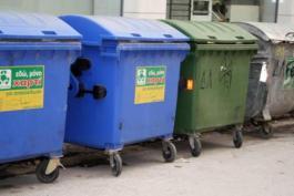 Δήμος Παγγαίου: Όχι ζημιές στους κάδους απορριμμάτων