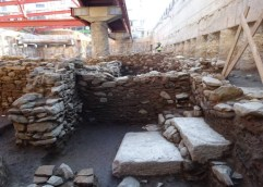 ΘΕΣΣΑΛΟΝΙΚΗ: Αυτοψία στις αρχαιότητες που βρέθηκαν στο Μετρό Θεσσαλονίκης, αποφάσισε το ΚΑΣ