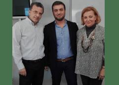 Διδάκτορας του Τμήματος Κοινωνικής Διοίκησης του Δημοκρίτειου ο Γ. Φιλιππίδης