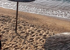 «Με τόλμη»: Η συγκλονιστική φωτογραφία της Νίτσας Γουργιώτη