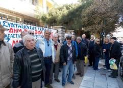 Ενόχλησε πολύ η βοήθεια των Τοψίδη, Μαρκοπούλου και Γακη στους συνταξιούχους του ΤΕΒΕ.