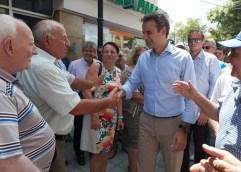 Κυριάκος Μητσοτάκης από Χρυσούπολη: «Ο κ. Τσίπρας αισθάνεται ικανοποιημένος λέγοντας ότι είναι ψεύτης, αλλά δεν τον έχουν πει ακόμα κλέφτη»